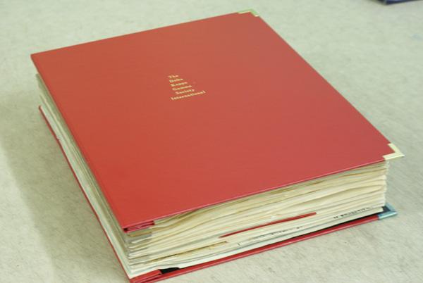 Uwo thesis binding